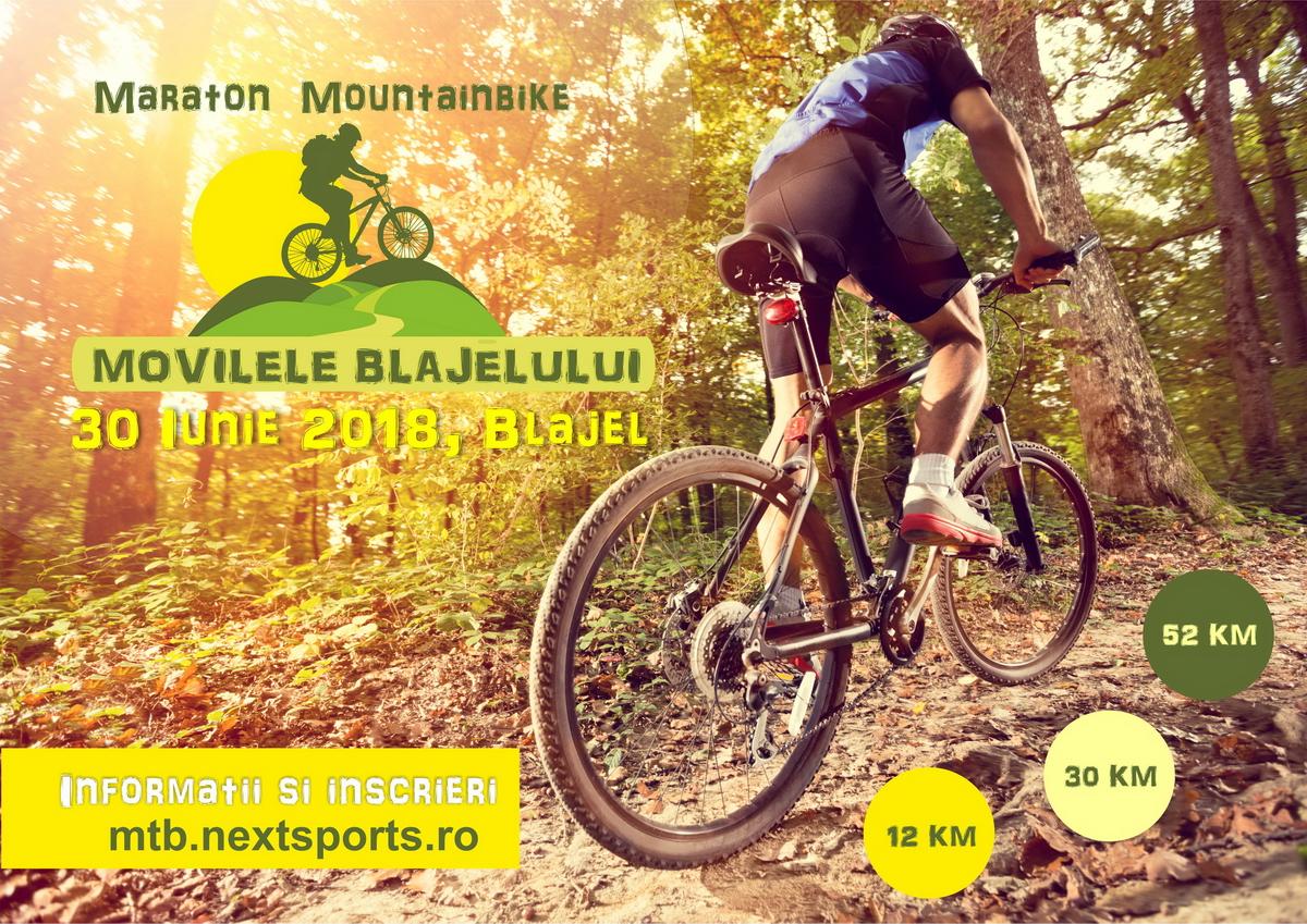 Am inceput inscrierile la Maraton Mountain Bike Movilele Blajelului